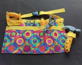 Kids Toolbelt / Girls Toolbelt / Color Wheels