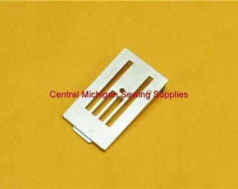 Kenmore Sewing machine Straight Stitch Needle Plate Fits Models 158.16410, 158.16411, 158.16412, 158.16600, 158.17600, 158.19310