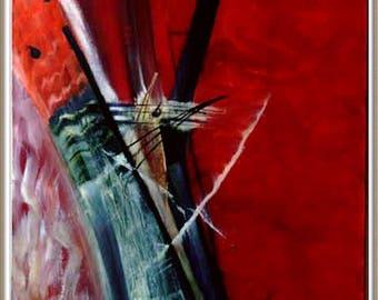 Tagliazucchi Roberto,  Original  oil on canvas WINDOS 18