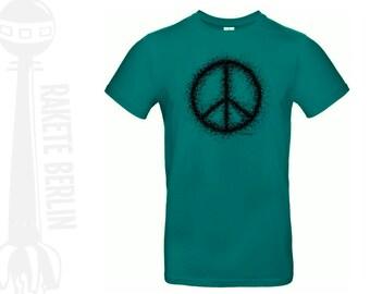 T-Shirt 'Peace  - drawing'