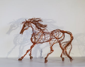 how to make paper mache animals using wire