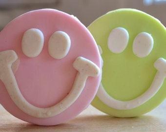 Happy Smiles Novelty Soap - Soap for Kids - Childrens Soap