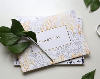Thank you card with envelope,small greeting card,70x98mm