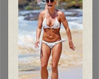 Britney Spears Beach Towel  #1162