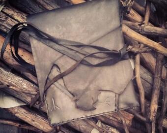 Samhain 2014 Moleskin Bag.
