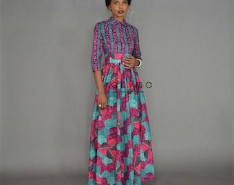 Rahyma-Vintage Emem Maxi Dress