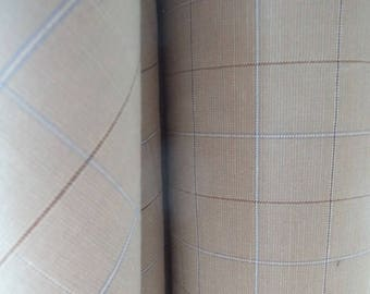 Fabric - Hemp, Organic Cotton, Cobblestone,  Crafts, Home Decor, Sewing