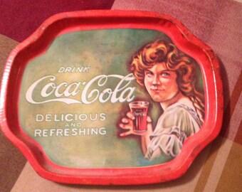 Coca Cola Tip Tray