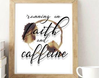 Faith and Caffeine