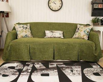 Sofa Cover | Etsy