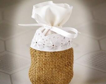 Favor Bag, Bridesmaid Favor Bag, or Gift Bag- SET OF 100