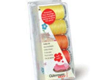 Gutermann Sulky variegated cotton 30 thread