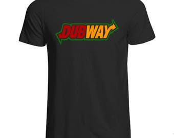 Dubway T-Shirt Various Sizes and Colours