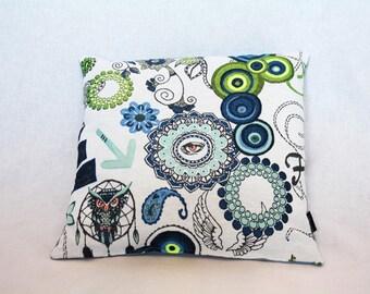 Blue Lagoon Handmade Cushion