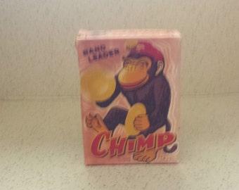 Chimp Band Leader Windup Toy - Japan