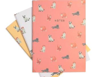 MEOW MEOW Notebook Set