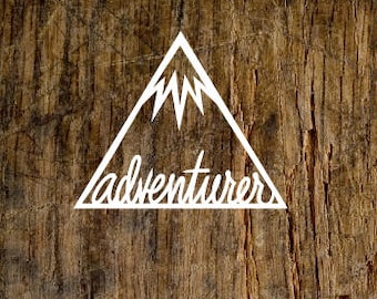 Adventurer Decal
