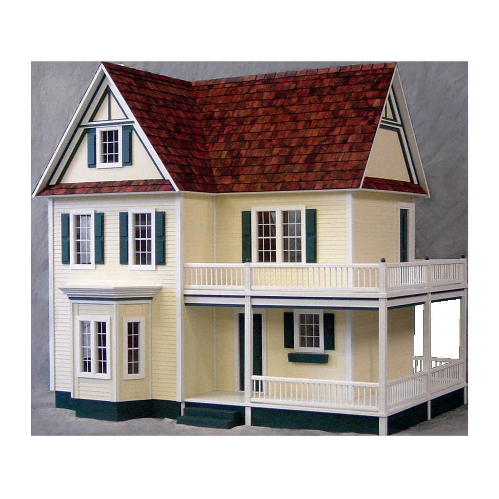 Dollhouse Wiring Kit Not Lossing Diagram Scale One Inch Dorothy Victoria S Farmhouse Wooden Shop
