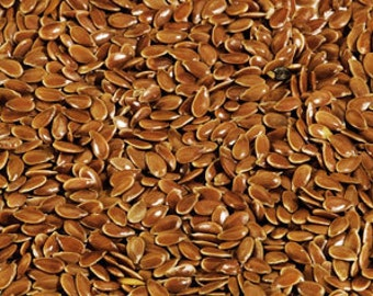 Flax Seeds, whole ~*~2 Ounces