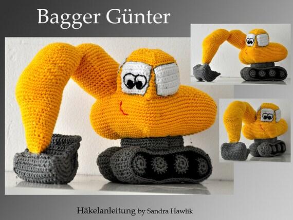 Häkelanleitung Vorlage crochet pattern crochet amigurumi