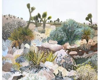 Joshua Tree- Limited Edition Print