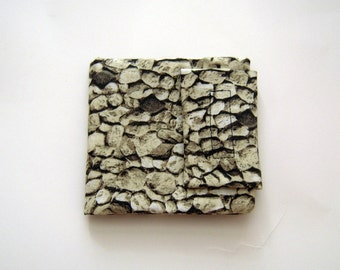 Rock Wall Wallet