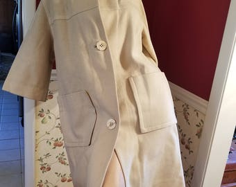 FREE  SHIPPING   Mod  Designer  Woman  Coat