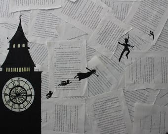 Off the Pages Peter Pan Painting