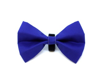Bow Tie for Dog Collar Royal Blue