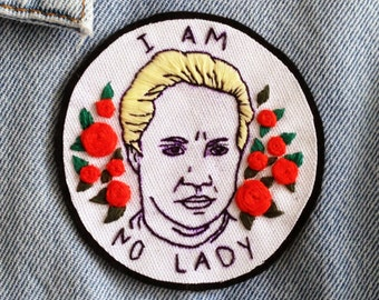 Game of Thrones Patch - Brienne