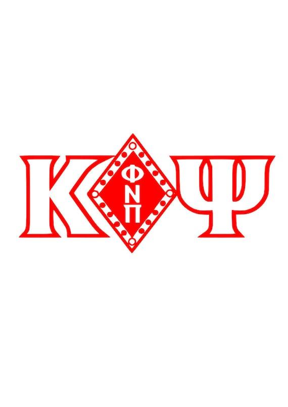 Kappa Alpha Psi KAY SVG Digital Image