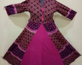 Indian Style Frock/full length dress