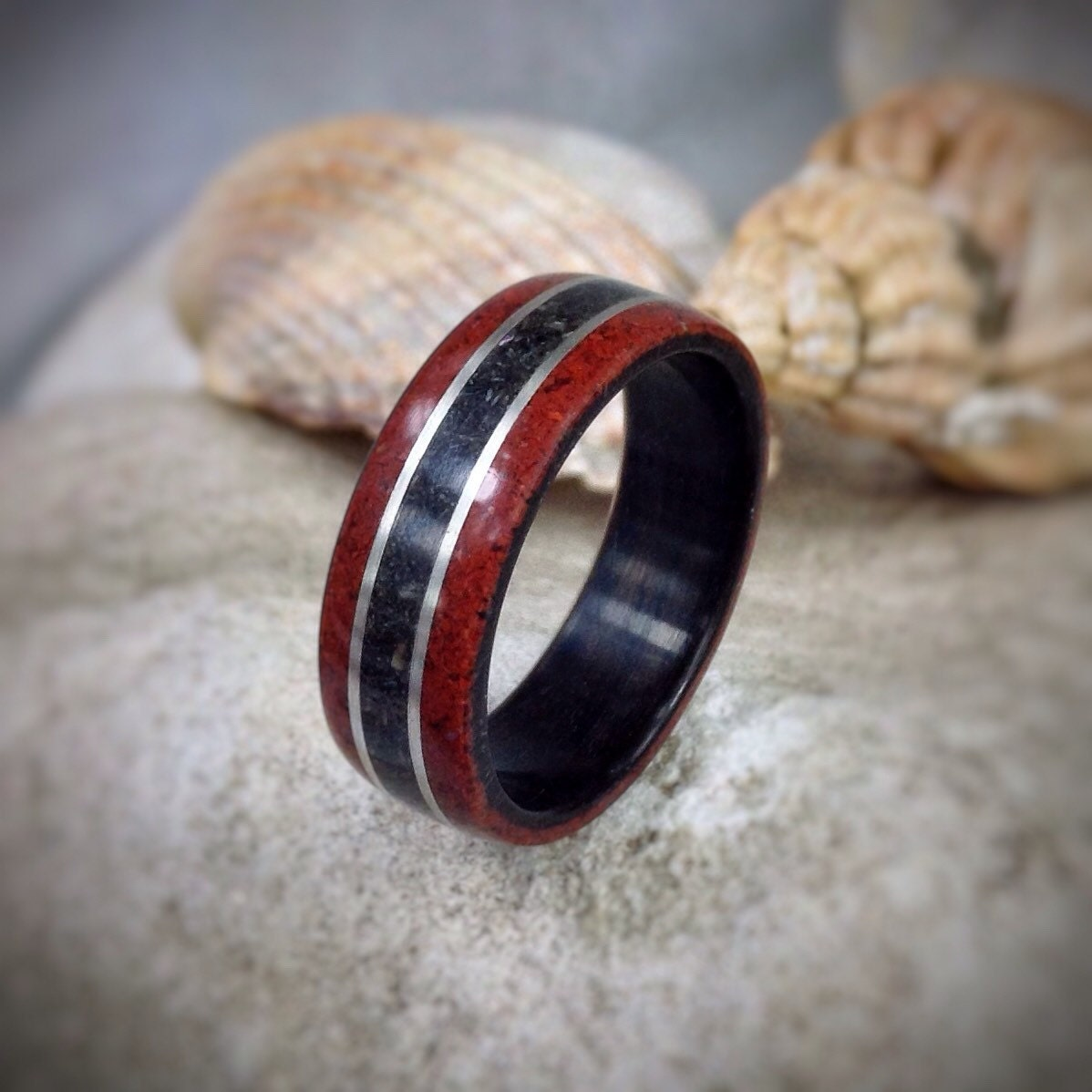 walnut offset and bentwood product rings inlay wedding site ring with buy lazuli lapis chrysocolla