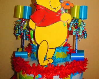 Winnie The Pooh Handmade Birthday Child Pinata