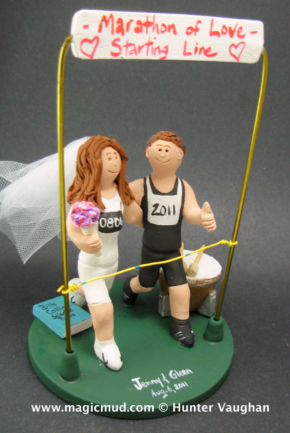 swedish wedding cake toppers international wedding cake topper custom made 20687