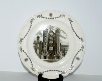 Wedgwood  Old London Views St. James's Palace Wedgwood collectors plate