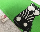 Cotton and sponge towels ...