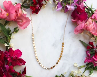 "24"" Gold Chain Necklace"