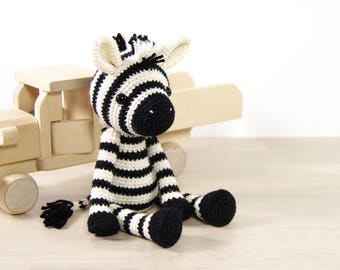 Amigurumi crochet animal and doll patterns by kristitullus on etsy pattern zebra 4 way jointed amigurumi zebra pattern and tutorial en dt1010fo
