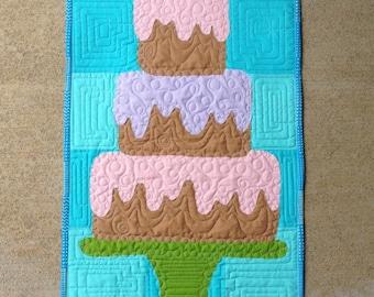 let them eat cake! quilt pattern