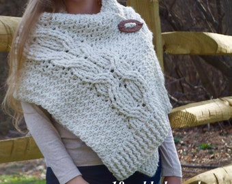 Cable Crochet Made Easy: 18 Cabled Crochet Project with Complete Video Tutorials