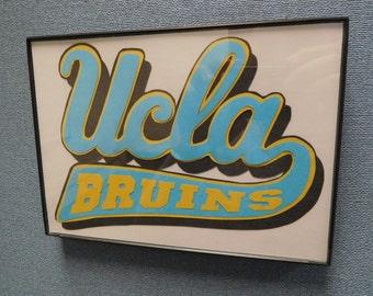 UCLA Bruins Wall Art