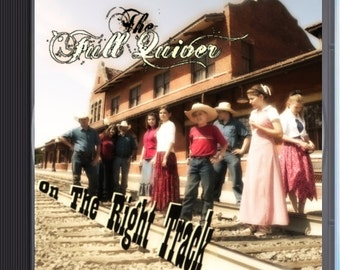 On the Right Track- The Full Quiver Band