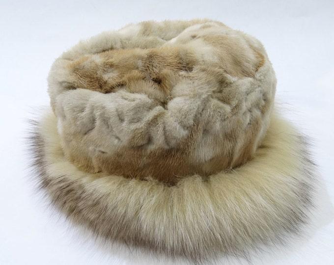 Fashion Hat, Fur Hat F519