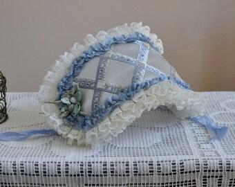 Bonnet for Blythe/ Hat for blythe / Blythe Clothes /Blythe Doll Outfit/ Blue hat Blythe