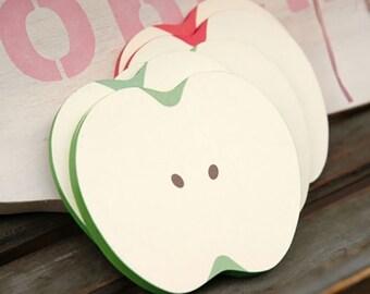 Kawaii Apple it Sticky Index Memo Pad