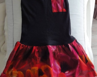 all flowers for this pretty summer dress