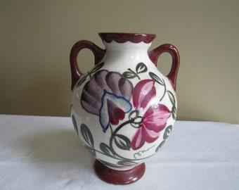 Vintage Czechoslovakia Vase