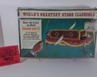 """Multiple Toys """"World's Greatest Stage Illusions""""-Saw the Lady in Half Model kit"""