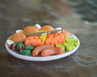 1:6 Appetizer Plate